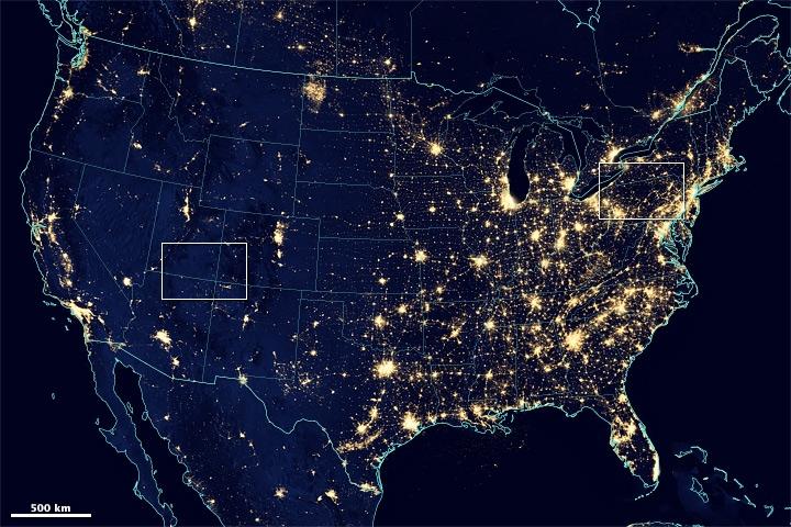 US lights